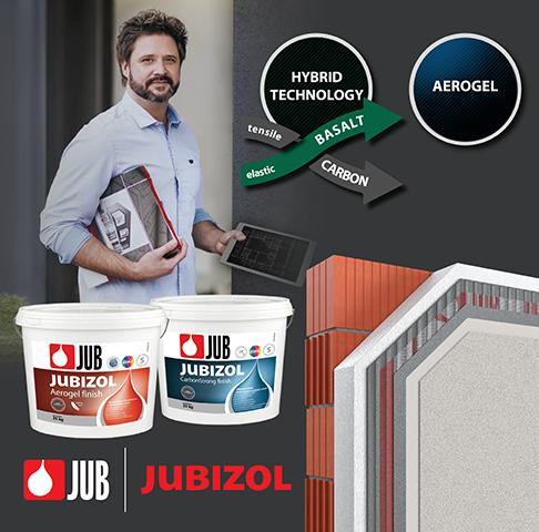 JUBIZOL - Hibrid technológia