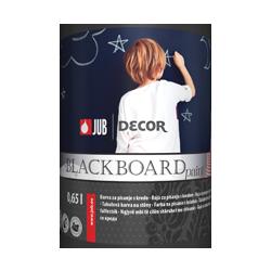 DECOR Blackboard paint - kréta tábla festék